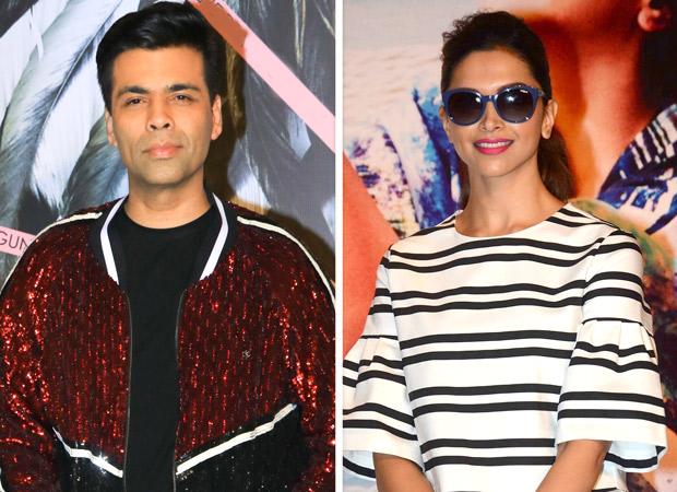 Scoop Karan Johar signs Deepika Padukone again