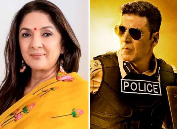 Sooryavanshi: Neena Gupta exists the film after few weeks of shooting