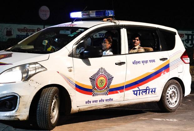 Mardaani 2: Rani Mukerji meets special Night Patrol Police to discuss women's safety