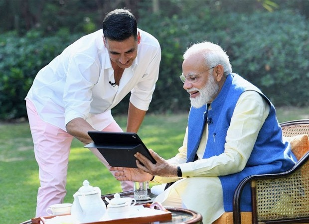 Akshay Kumar gives insight into his interview with PM Modi; says the PM was taken aback by the questions
