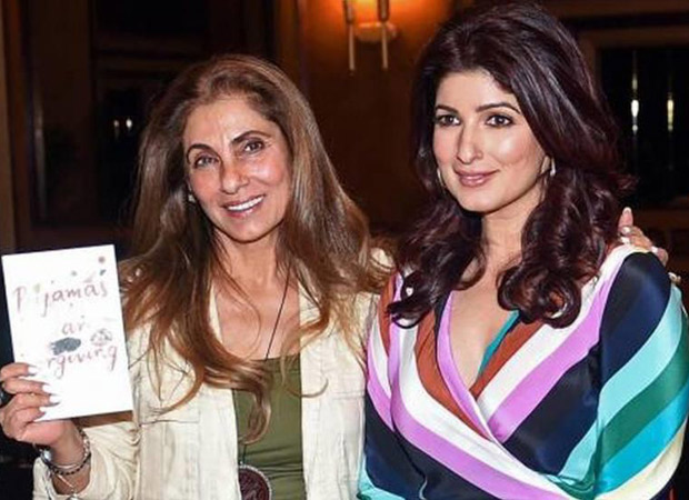 Twinkle Khanna alters the iconic Superman line to praise mother Dimple Kapadia's performance in Tenet