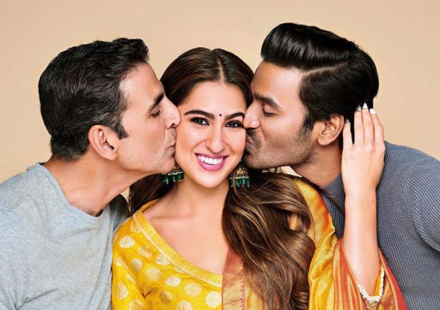 Akshay Kumar, Sara Ali Khan and Dhanush to star in Aanand L Rai's Atrangi Re