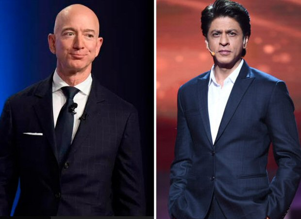 Amazon founder Jeff Bezos to have a freewheeling chat with Shah Rukh Khan at an event in Mumbai
