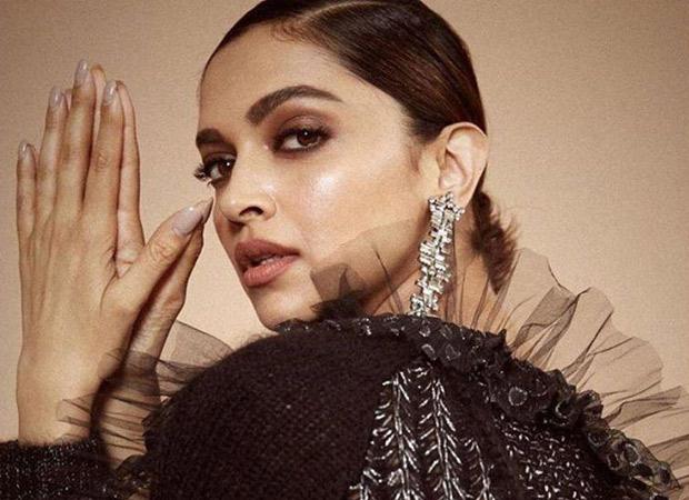 Deepika Padukone's Alberta Ferretti look for the Chhapaak Title Track launch is all things glam!