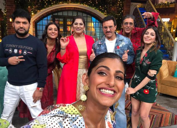 The Kapil Sharma Show: Kapil Sharma has a hilarious response for Saif Ali Khan on flirting with Kareena Kapoor