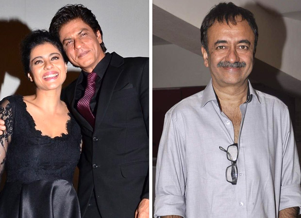Exclusive Shah Rukh Khan and Kajol to star in a film directed by Rajkumar Hirani