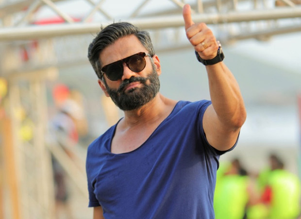 Suniel Shetty opens up about allegations of interfering in daughter Athiya Shetty's film Motichoor Chaknachoor