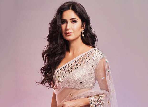 Katrina Kaif decks up as a bride and enjoys a game of cards at work! See photo