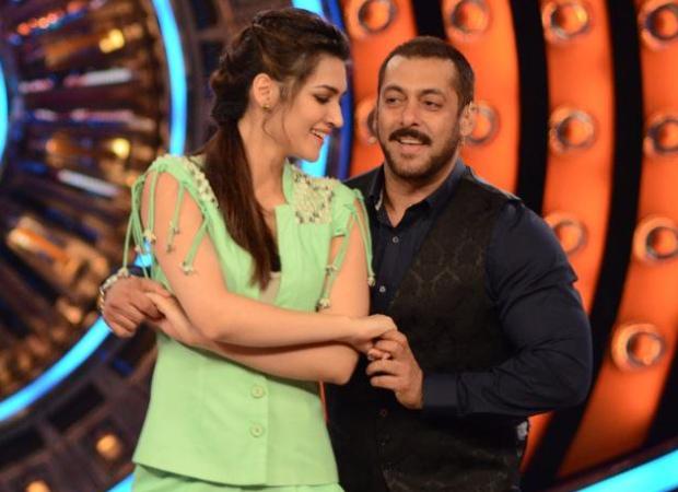 Kriti Sanon to star opposite Salman Khan in Farhad Samji's Kabhi Eid Kabhi Diwali?