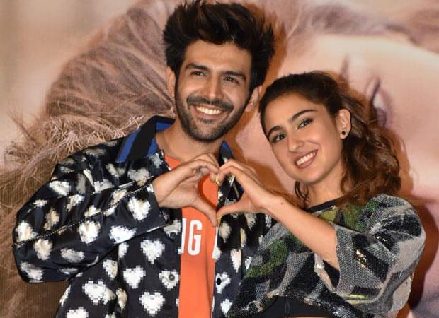 Love Aaj Kal trailer launch: Sara Ali Khan and Kartik Aaryan's Valentine's Day plan REVEALED