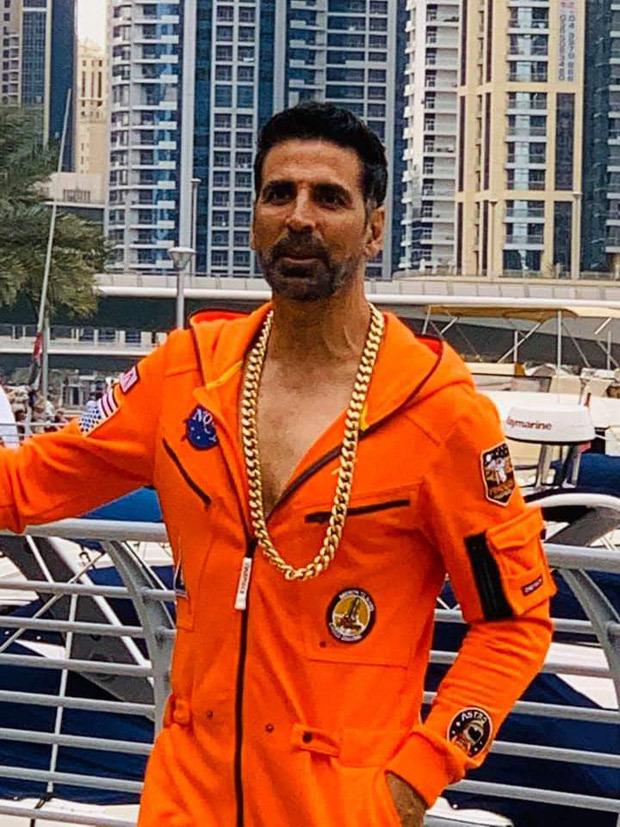 LEAKED: Stills from Akshay Kumar and Kiara Advani's upcoming film Laxmmi Bomb's Dubai schedule