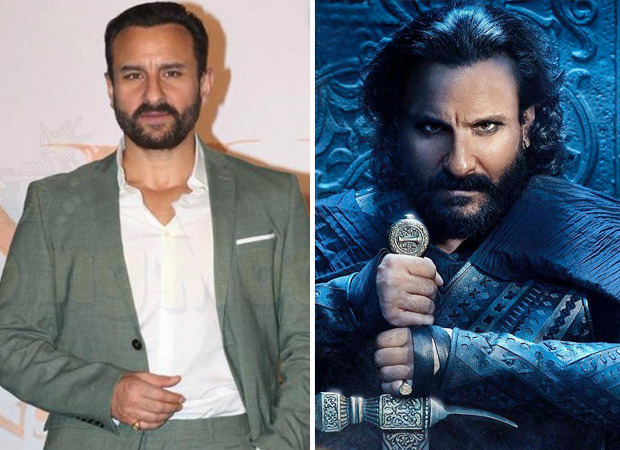 Saif Ali Khan speaks about the comparisons of Tanhaji – The Unsung Warrior with Game Of Thrones