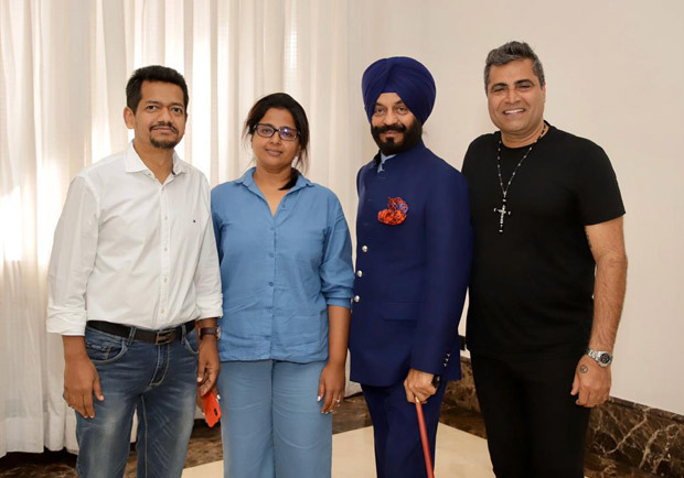 Shailendra Singh joins hands with Reliance Entertainment to produce two biopics