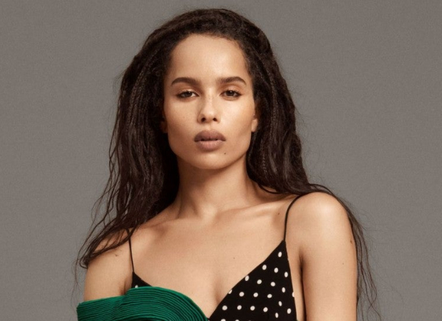 Zoe Kravitz reveals why she agreed to play Catwoman in Matt Reeves' The Batman