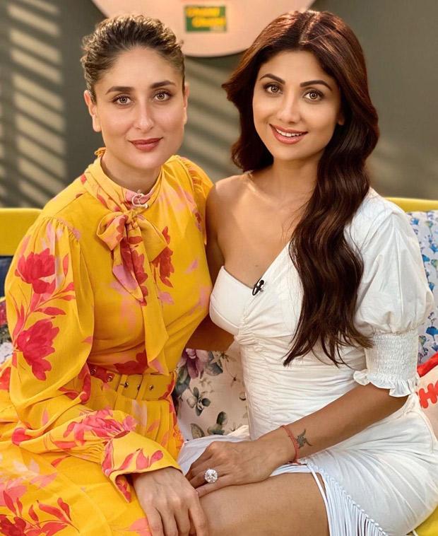 Shilpa Shetty spills the secret behind her fitness to Kareena Kapoor Khan