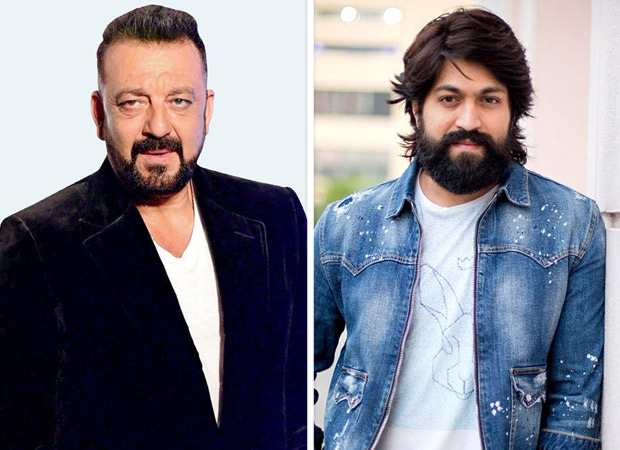 Sanjay Dutt in hand-to-hand combat with Kannada superstar Yash