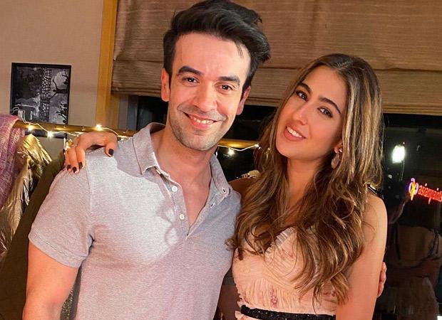 Sara Ali Khan finds a brand new fan in filmmaker Punit Malhotra! See photo