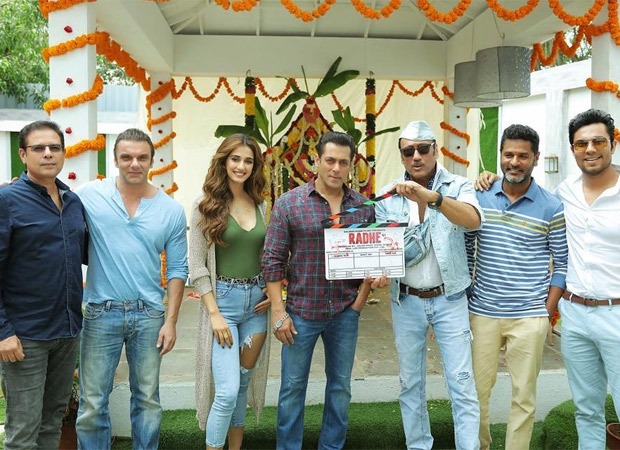 After Thailand, Salman Khan cancels the Azerbaijan schedule of Radhe – Your Most Wanted Bhai