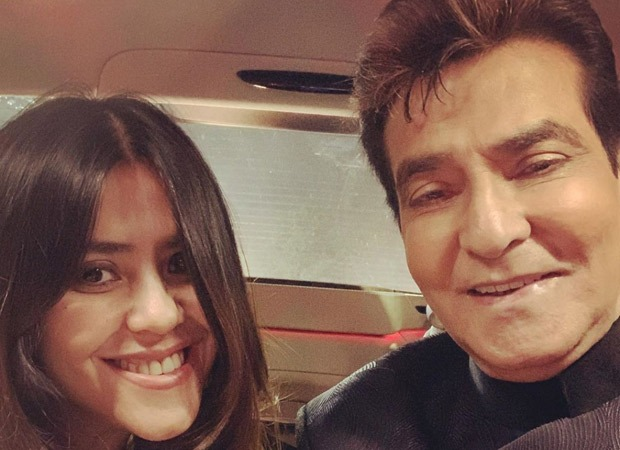 Ekta Kapoor shares a funny meme from one of her favourite films of Jeetendra, Hatim Tai
