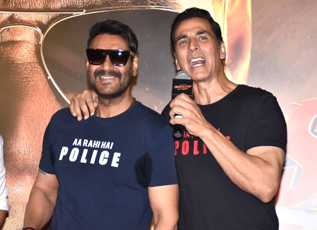 Sooryavanshi trailer launch: Ajay Devgn and Akshay Kumar have a special appeal for their fans