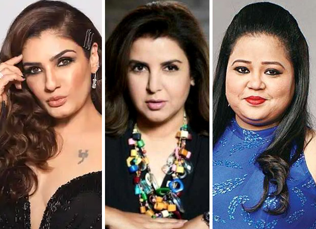 Court to not take coercive steps against Raveena Tandon, Farah Khan and Bharti Singh