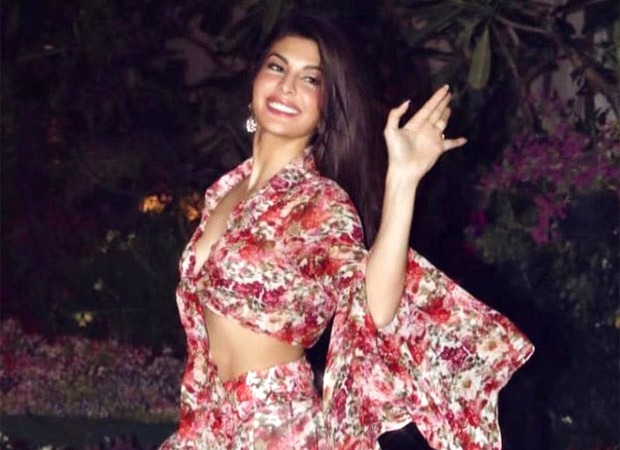 Jacqueline Fernandez brings in the summer vibes with her floral separates and we're love-struck!