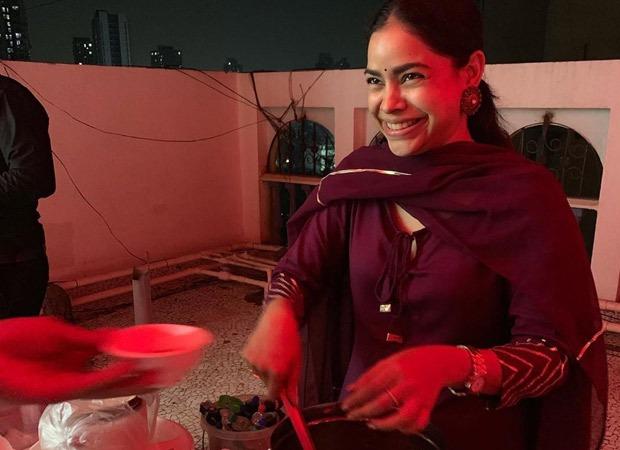 Sumona Chakravarti's latest Instagram post will make you miss golgappe!