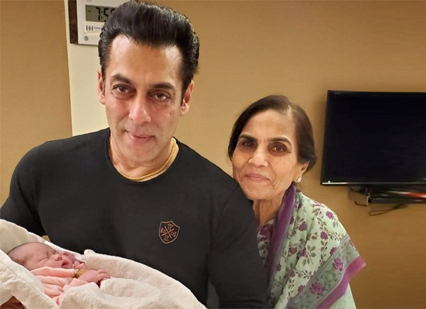 VIDEO Salman Khan has the cutest moments with niece Ayat and we're in love with this duo!