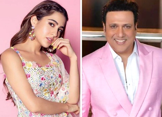 Sara Ali Khan dances with the OG Coolie No 1 Govinda on the iconic song 'Main Toh Raste Se Jaa Raha Tha'