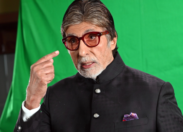 'The eyes they see blurred images,' writes Amitabh Bachchan as he worries about going blind