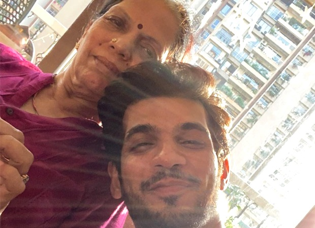 Arjun Bijlani gets teary eyed while talking to his mother, is worried about her health as her residing area has been sealed