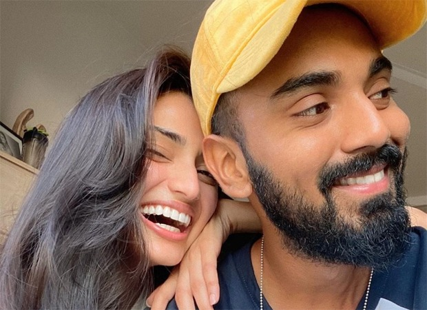 Athiya Shetty is all smiles with KL Rahul as she wishes him on his birthday