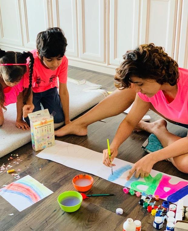 Ayushmann Khurrana and Tahira Kashyap make their daughter Varushka's birthday special amid lockdown
