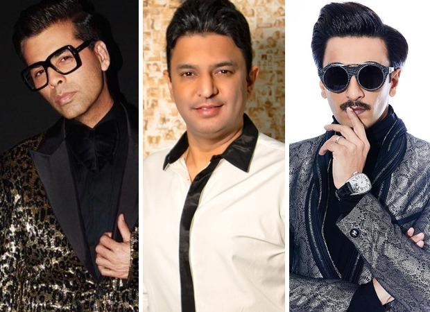 BREAKING: Karan Johar's Dharma Productions and Bhushan Kumar's T-Series come together; strike a mega deal for Ranveer Singh's Takht