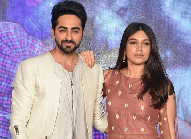 Bhumi Pednekar talks about why Ayushmann Khurrana is special to her