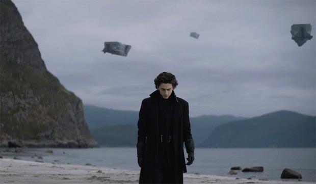 FIRST LOOK: Timothee Chalamet as Paul Atreides on his native planet Caladan in Dune