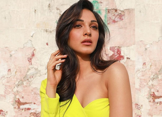 Kiara Advani unveils her hidden talent as she stuns with her sketching skills