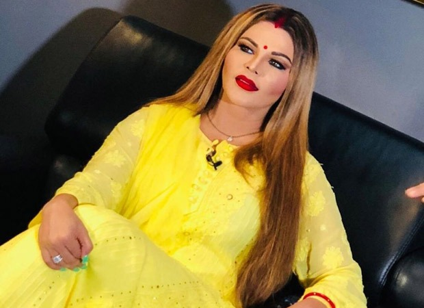 Rakhi Sawant shares a message on behalf of Coronavirus and the video is a hoot!