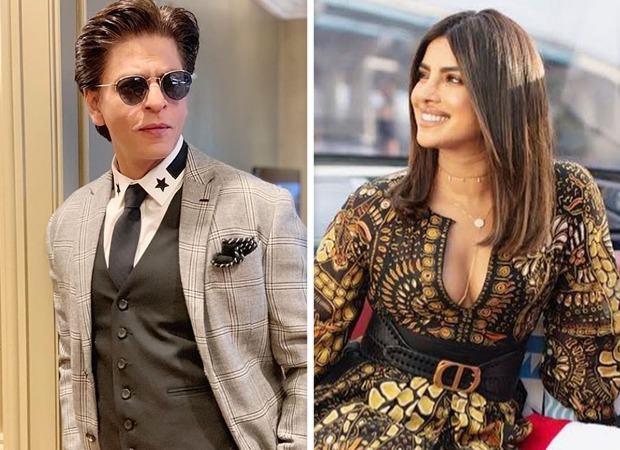 Shah Rukh Khan and Priyanka Chopra Jonas come together on One World with Beyonce, Lady Gaga, and more