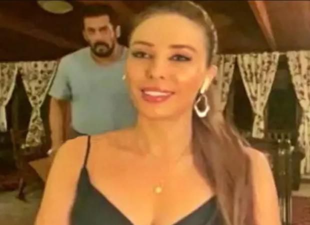 Salman Khan sneaks-up on rumoured girlfriend Iulia Vantur during video chat and her reaction is priceless
