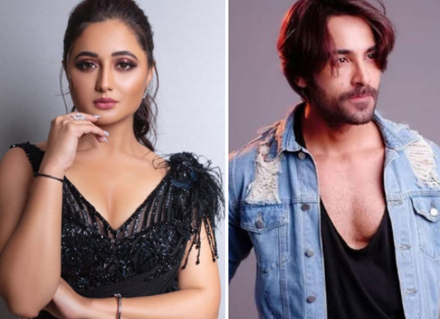 Rashami Desai says Arhaan Khan owes her over Rs. 15 lakhs; latter says she is trying to malign him