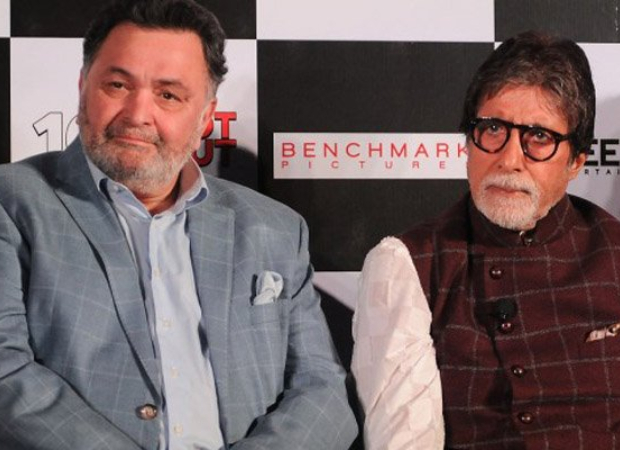 Amitabh Bachchan pens an emotional blog remembering Rishi Kapoor, reveals why he never visited him in hospital