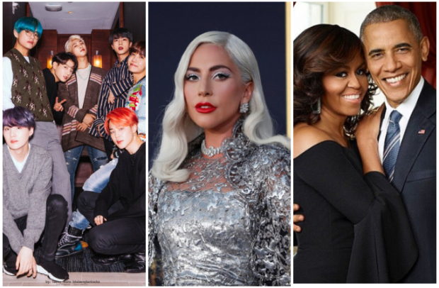 BTS and Lady Gaga to join Barack and Michelle Obama for YouTube Virtual Graduation Ceremony 2020