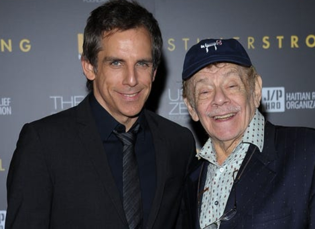 Ben Stiller's father Jerry Stiller passes away, Hollywood pays tribute to the late comedian