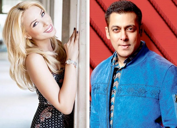Iulia Vantur's debut film shelved; now Salman Khan to launch her in Bollywood