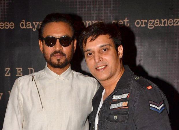 Jimmy Sheirgill regrets not meeting Irrfan Khan in the past few years