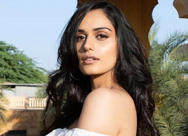 Manushi Chhillar goes back to school virtually, says it was amazing interacting with her juniors