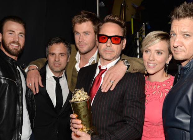 Original Avengers Chris Evans, Robert Downey Jr, Chris Hemsworth, Scarlett Johannson, Jeremy Renner, Mark Ruffalo to have virtual reunion