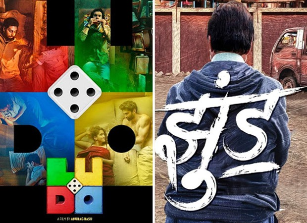 SCOOP: Amazon Prime acquires rights of Ludo and Jhund; both films to have a direct release on OTT
