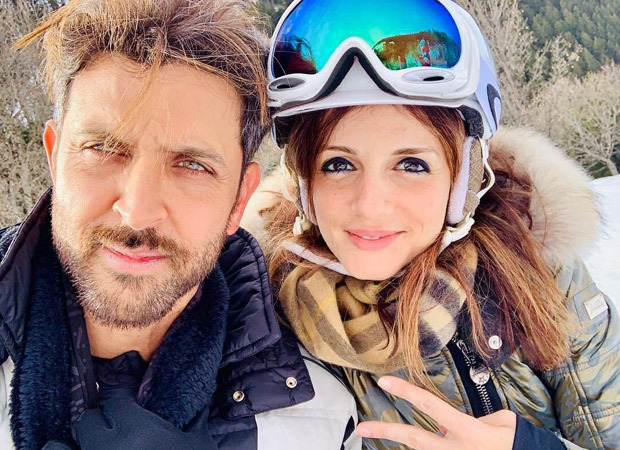 Sussanne Khan opens up on co-parenting Hrehaan and Hridhaan with ex-husband Hrithik Roshan amid the lockdown